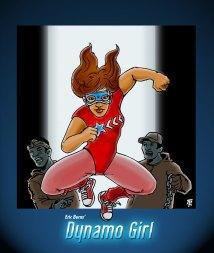 Tephlon's Dynamo Girl!